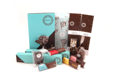 Jacek Chocolate Box of Joy - Christmas Edition
