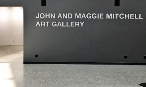 John and Maggie Mitchell Art Gallery